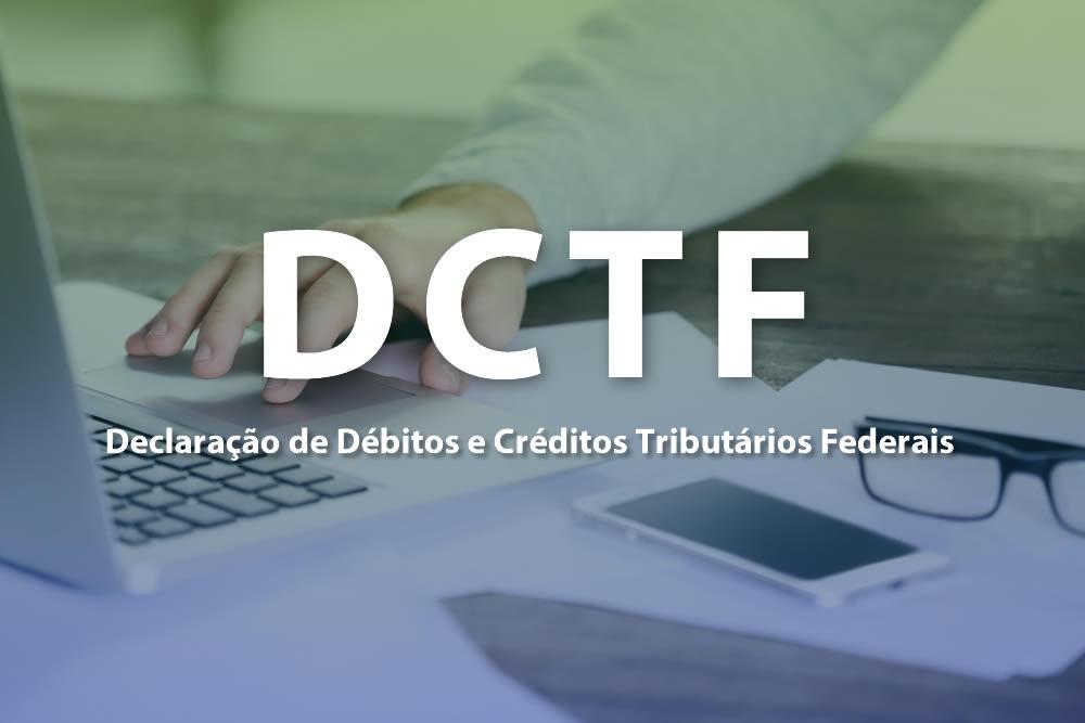 O que é DCTF Inativa