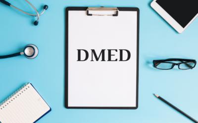 DMED – Declaração de Serviços Médicos e de Saúde